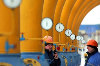 В украинских хранилищах уже 17,8 миллиард газа