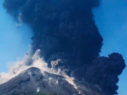 В Италии проснулся вулкан Стромболи