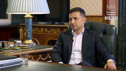 Зеленский не боится потерять поддержку в пророссийских регионах и анонсировал претензии относительно партии Медведчука