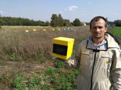 """Очередной «гиперлуп»: Украинские инженеры разработали """"пасеку будущего"""""""