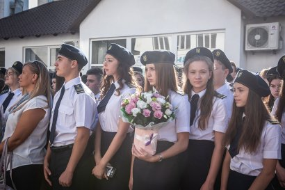 В колледже Одесской Юракадемии и колледже МГУ отпраздновали День знаний