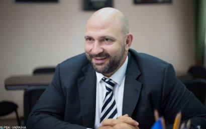 Парцхаладзе уволили с должности замглавы Минрегиона