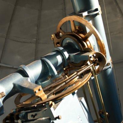 Разговор об инженерии и звездах у рефрактора Кука