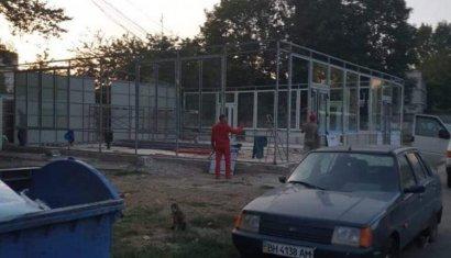 Из-за незаконных МАФов в Одессе может сорваться отопительный сезон
