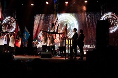 В Одессе прошла одиннадцатая церемония награждения Международной спортивной премии «Золотой Мангуст»