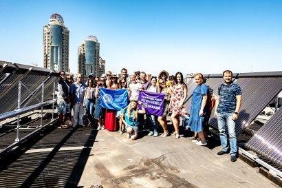 Программа «Зеленый университет» Одесской Юракадемии заинтересовала экоактивистов со всей Украины