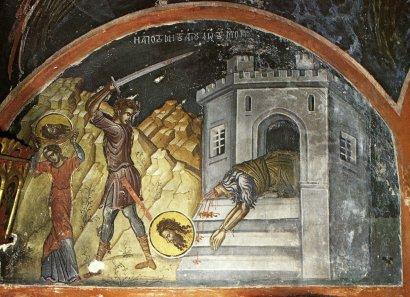 Усекновение главы Иоанна Крестителя: почему убийство пророка – праздник