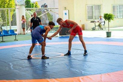 В Одессе прошёл Всеукраинский открытый турнир по вольной борьбе среди кадетов «Планета Академия»
