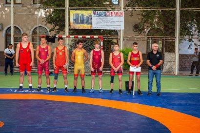 В Одессе прошли Всеукраинский открытый турнир по вольной борьбе среди кадетов «Планета Академия»