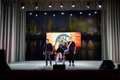 Самые умные, веселые и талантливые. В Одессе прошел чемпионат с юмором