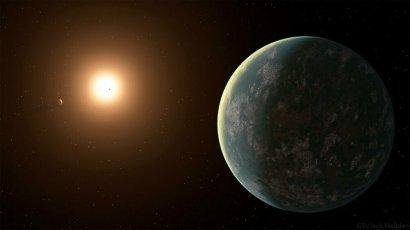 Впервые в истории: астрономы нашли Супер-Землю с условиями, пригодными для жизни
