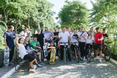 Сергей Кивалов поздравил украинцев с Днем физической культуры и спорта