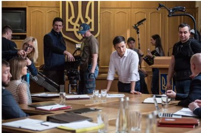 Зеленский: Я сделаю все, чтобы Украина стала кинематографическим государством
