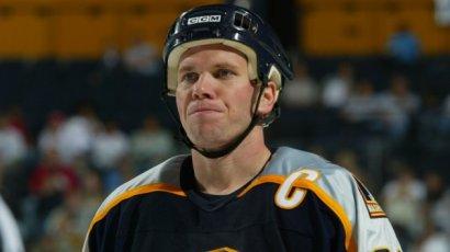 Экс-игрок НХЛ совершил самоубийство