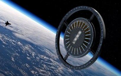Американцы разрабатывают космический отель