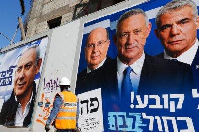 В Израиле прошли выборы: Экзит-полы свидетельствуют, что ни один блок не получит большинство мандатов