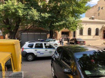 Учения СБУ: взрывотехники искали бомбу в Центральной синагоге