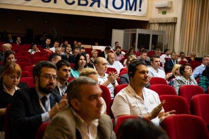 В Одесской Юракадемии ведущие немецкие и украинские адвокаты обсудили вопросы защиты в уголовном производстве