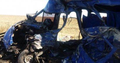 В Одесской области маршрутка столкнулась с грузовиком, погибли 9 человек ВИДЕО