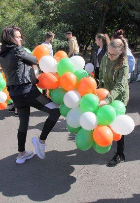 Более тысячи юных одесситов попробовали себя в разных профессиях
