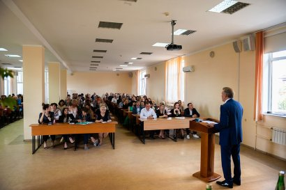 Международный гуманитарный университет: в новый учебный год с новыми специальностями и обновленной инфраструктурой