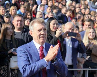 Одесская Юракадемия приняла в студенческую семью более двух с половиной тысяч первокурсников