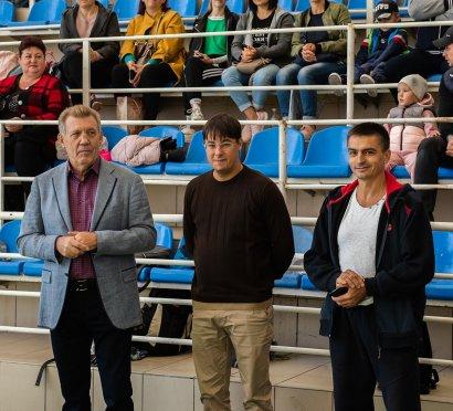 В Одесской Юракадемии стартовали Малые олимпийские игры