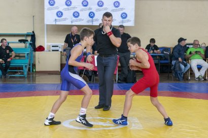 Одесса приняла масштабный турнир по греко-римской борьбе среди кадетов