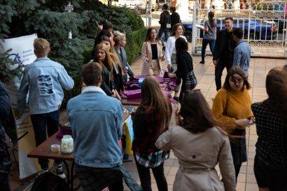 В Одесской Юракадемии стартовали благотворительные акции в рамках «Недели здоровья»