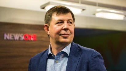 """Владельца канала """"112 Украина"""" Тараса Козака допросили в СБУ."""