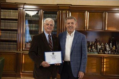 Международное сотрудничество: американский адвокат и старший юрист ЕСПЧ посетили Одесскую Юракадемию