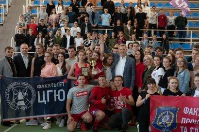 «Неделя здоровья» в Одесской Юракадемии: чем живут студенты вне учебы