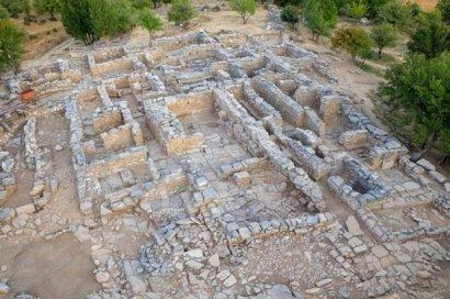 На Крите учёные обнаружили древний тронный зал