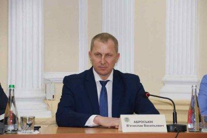 Бывший замглавы Нацполиции стал ректором Одесского университета внутренних дел