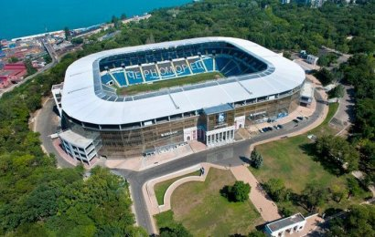 """Стадион """"Черноморец"""" снова выставили на продажу, снизив цену в пять раз"""
