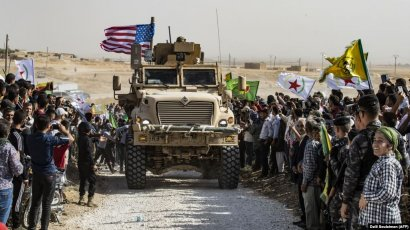 США выводят войска с севера Сирии. Сирийские курды объявили о мобилизации