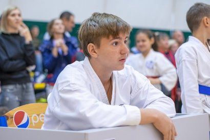 В спорткомплексе МГУ прошел Кубок Одесской области по Годзю-рю каратэ и Кобудо