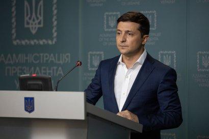 Зеленский завтра в течение всего дня будет отвечать на вопросы журналистов