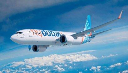 """""""Flydubai"""" стала летать в Украину почти в 2 раза чаще"""
