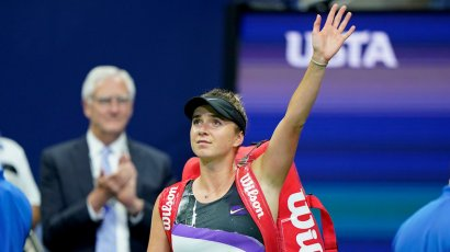 Свитолина вышла на Итоговый турнир WTA