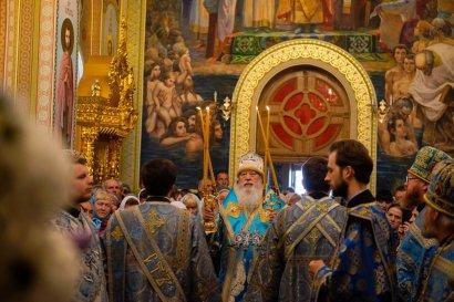 Свято-Покровский скит в селе Мариновка отметил престольный праздник