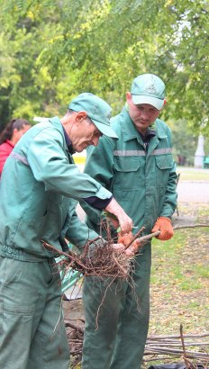 Экодень: в Одессе прошли сразу две экологические акции