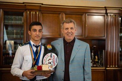 Успех одесских боксеров в Румынии: Сергей Кивалов поздравил победителей