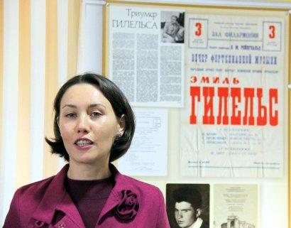 В Одессе открылся интерактивный музей Гилельса