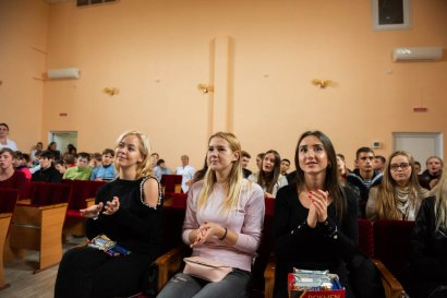 Студенты Одесской Юракадемии посетили воспитанников Красносельского детского дома