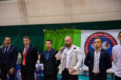 В Одессе прошел открытый международный турнир среди спортивных клубов по таэквондо GTF