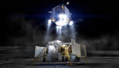 Boeing разрабатывает собственный аппарат для высадки на Луну