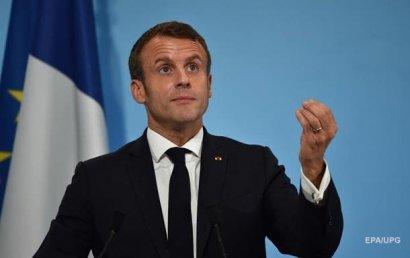 """Президент Франции заявил о """"смерти мозга"""" НАТО"""