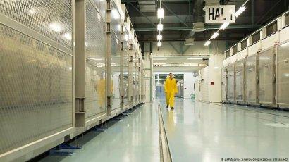 Иран начал процесс обогащения урана на ядерном объекте в Фордо