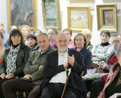 Одесскому художественному музею исполняется сто двадцать лет.